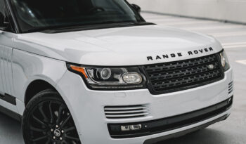 Land Rover HSE Supercharged full